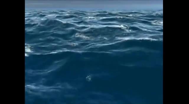 DEEP SEA BLUE