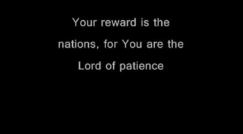 Lord of Patience