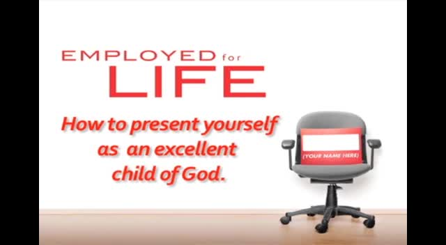 Employed for Life Day 26 of The 30 Day Launch