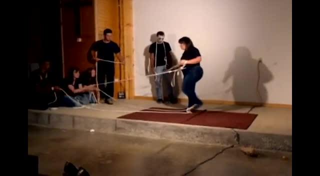 Ropes - Human Video