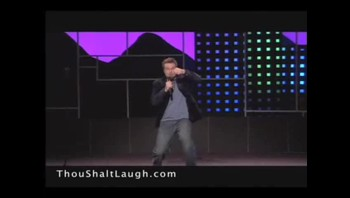 Stand Up Comedian Thor Ramsey: Overreacting Wife