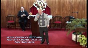 Dios tiene un Milagro para tu vida. Pastor Walter Garcia. 3-06-2012