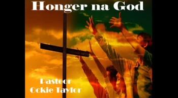 Soteria - Honger na God