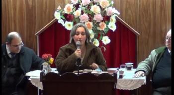 Teniendo entendimiento para conocer su voluntad. Hna. Viviana Garcia 5-06-2012