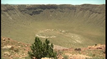Meteor Crater History