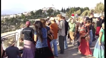 """DAYS OF ELIJAH"" Dance - Mount of Olives, Israel"