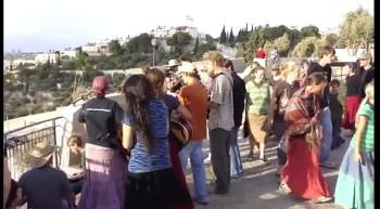 """""""DAYS OF ELIJAH"""" Dance - Mount of Olives, Israel"""