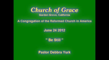 Church of Grace Sermon from June 24 2012.
