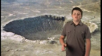 Age of Meteor Crater