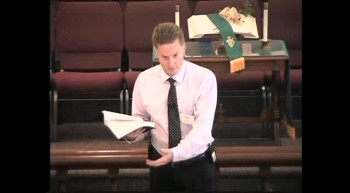 St. Matts Sermon of 6-24-12
