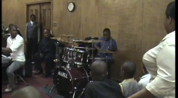 Amazing 11 year old drum solo