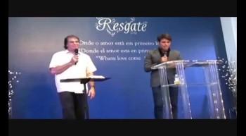 Pr. Fernando Silva. Com Cristo na tempestade