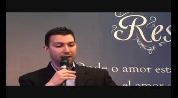 Moises Garcia. Predicacion