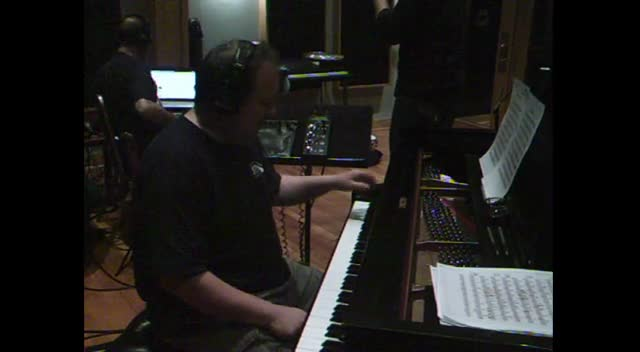 Mark Stallings - piano riff