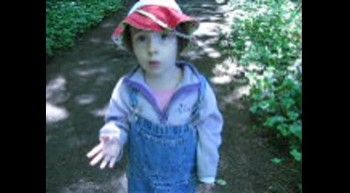 Sassy Little Girl Tells Why She Does NOT Like Hiking! Hilarious!