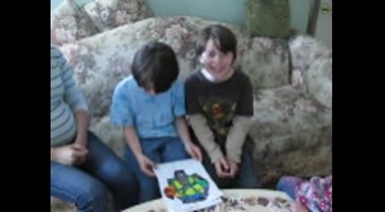 Surprise Ending: Brothers Find out They are going to Have Another Sister