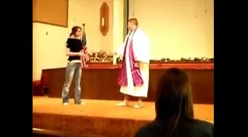 Lifehouse's Everything Skit (Kingsville First Baptist)