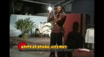 Drama Jesùs Es Mi Heroe Presentado Por Grupo Drama Life Way