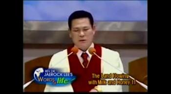 Джей Рок Ли: Земля, где течет Молоко и мед, часть 11.