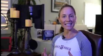 Jesus is my Guru! Christian Yoga Daily Meditation with Brooke Boon Founder of Holy Yoga