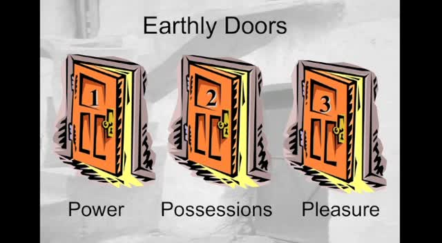 Jesus the Door