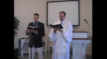 "Hymn: ""Twas On That Night,"" Waggoner & MacLaren, First OPC Perkasie, PA"