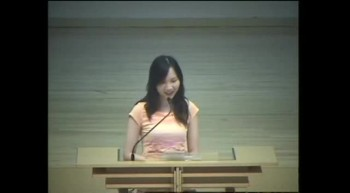 Kei To Mongkok Church Sunday Service 2012.07.01 Part 1/3