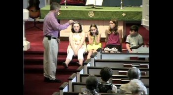 Children's Sermon July 8, 2012