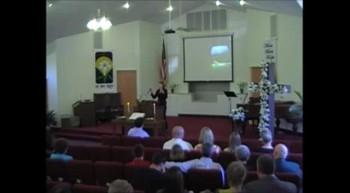 April 8, 2012 - Luke 24:1-12, 36-49