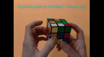 BLD Cubing Tutorial, part 3 of 7: Edge Orientation