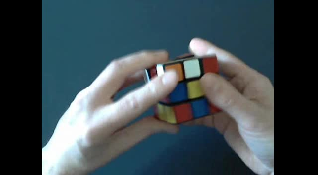 BLD Cubing Tutorial, part 7 of 7: Sample Solve