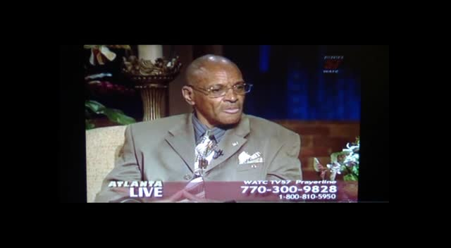 Atlanta Live Interview with Dr. Larry Manley