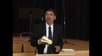 Pastor Preaching - June 24, 2012
