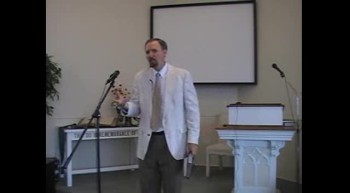 "Sermon: ""Lord and Creator."" Rev. R. Scott MacLaren, First OPC Perkasie, PA 7/08/2012"