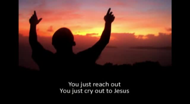 Cry Out to Jesus
