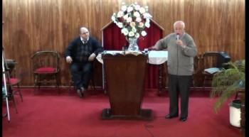¿Que lugares visitas cuando estas en trubulacion?. Pastor Walter Garcia. 24-06-2012