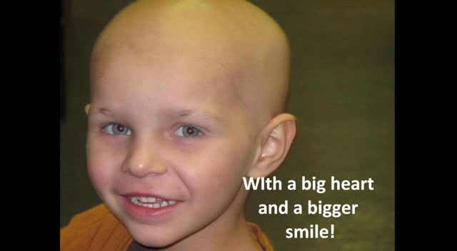 MUST SEE Song and Video Of A 2 Yr Old Boy Who Beat Cancer