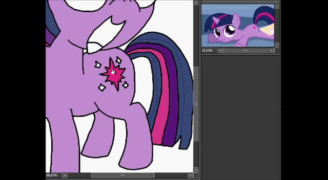 Twilight Sparkle Speedpaint