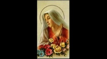 O Mother, Most Afflicted