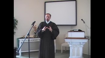"Sermon: ""History Is Destiny,"" Rev. R. Scott MacLaren, First OPC Perkasie, PA 7/15/12"