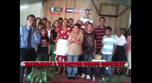 Saludos a Iglesia Lomas de Puerto Rico (Julio 2012)