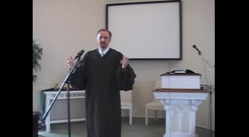 "Story: ""Swimming in the Lake,"" Rev. R. Scott MacLaren, First OPC Perkasie, PA 7/15/12"
