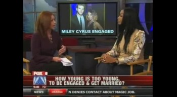 Miley Getting Married Too Young | Orlando Marriage Counseling Video