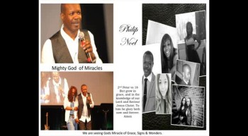 Mighty God of Miracles