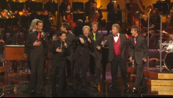 Gaither Vocal Band and Ernie Haase Signature Sound - Goodbye World Goodbye / Just a Little While (Medley) [Live]