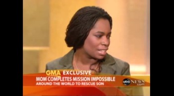 Missing Child - Rescued (Goodmorning America)