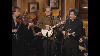 Marty Stuart and Stuart Duncan - Lee Highway Blue (Live)