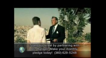 Jan Willem van der Hoeven in Jerusalem, Israel - March 2012 - Part 1