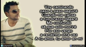 Alex Campos - No Tiene Prisa (Video Letra) Nueva Canción 2012