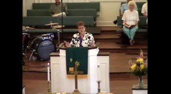 July 15, 2012 Sermon